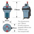 Ocean Signal EPIRB1 Emergency Position Indicating Radio Beacon