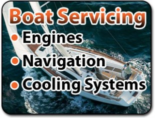Boat Servicing