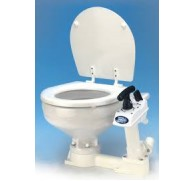 Jabsco Regular Manual 'Twist n' Lock' Toilet