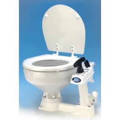Jabsco Compact Manual 'Twist n' Lock' Toilet
