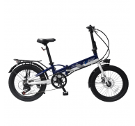 Seago E-Power folding electric bike