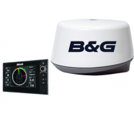 ZEUS²7 Multi-function Display bundled with Broadband 3G Radar. Built in Insight charts.