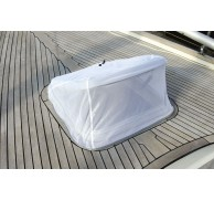 BLUE PERFORMANCE HATCH COVERS WITH MOSQUITO NETT 10 SIZES