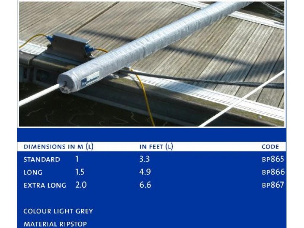 Blue performance guard rail cover sizes mount batten